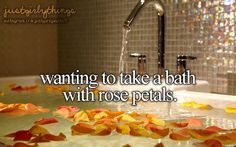 OMG!!! I did this, like a bunch of times with my friends when I was little!!! We were so cute in my big bath tub!!! :)
