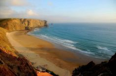 Praia de Arrifana, Aljezur, Algarve