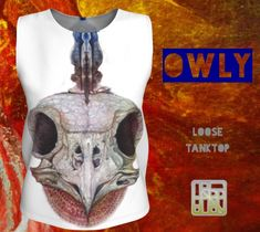 Loose Tank Tops, My Design, My Style, Artist, Fabric, Prints, How To Make, Fashion Design, Clothes