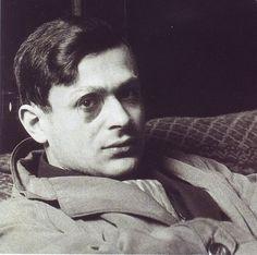 Tristan Tzara.A Romanian and French avant-garde poet, essayist,  Innovator of Dadaism