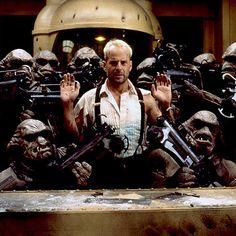 Korben Dallas The Fifth Element (1997)
