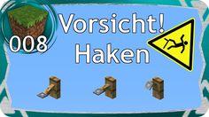 Minecraft Haken craften & verwenden