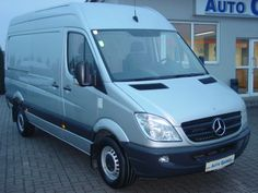 Mercedes-Benz - Sprinter HD-Kasten 318 CDi 135kw Klima