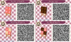 Candy Path - ACNL QR Code
