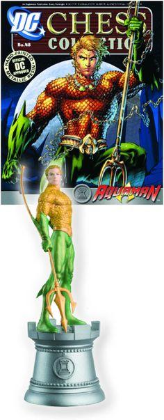 Dc Chess #48 Aquaman.