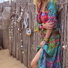 Like a little gypsy girl