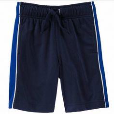 Pantaloneta Gymboree Pull-On Active navy