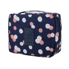 070594fbc1 Large Cosmetic Bag Makeup Case Hang Travel Wash Toiletry Organizer Storage  Pouch