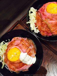 吉祥寺ローストビーフ大野個性的な薬味でおいしいお肉を堪能