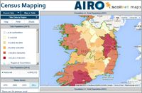 Web Mapping for Irish Schools – Web Mapping for Irish Schools Scale Map, Census Data, Ireland Map, Projection Mapping, All Schools, Greenhouse Gases, Plant Species, Aerial Photography, Cool Websites