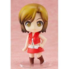 figura nendoroid de Vocaloid Meiko con accesorios