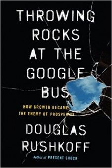 Capitalism's operating system has gone off the rails: An interview with Douglas Rushkoff Aliens, New Books, Books To Read, Technology And Society, Digital Technology, Learn To Code, Human Nature, Has Gone, Reading Lists