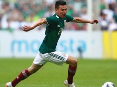 Soccer - Mexico vs Germany  Mexico winger Hirving Lozano could break out at  World Cup 421c7149f