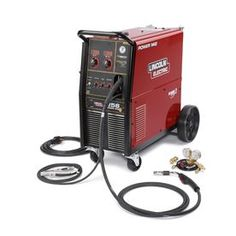 Lincoln Electric 240 Volt Mig Flux Cored Wire Feed Welder K3068 1