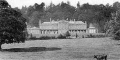 Tour Scotland Photographs: Old Photograph Lawers House Scotland
