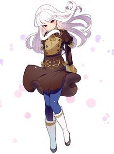 Chica Anime Manga, Kawaii Anime, Anime Art, Character Concept, Character Design, Pokemon Oc, Anime Child, Anime Girls, Fire Emblem Games