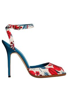 Manolo Blahnik - Shoes - Spring-Summer