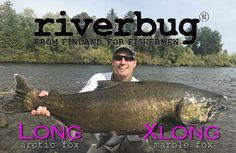 RiverBug tube fly catch from Canada 2017. #fishing #riverbug #canada