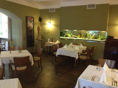 Restaurace Vila Primavesi ve městě Olomouc