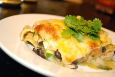 Shrimp Enchilada Casserole Recipe – 7 Points   | Weight Watchers Recipes