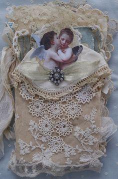 Angel Fabric book