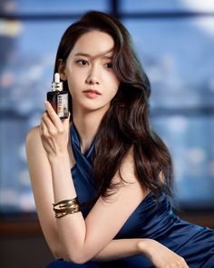 Yoona Snsd, Instyle Magazine, Cosmopolitan Magazine, Pretty Asian, Beautiful Girl Image, Beautiful Women, 1 Girl, Art Design, Estee Lauder