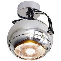 SLVAir Indi Display Bilderleuchte Aluminium LED Schlafzimmer