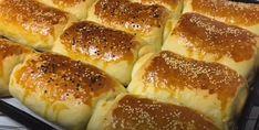 Τυροπιτάκια αφρός, με τέλεια γέμιση και μία όμορφη ζύμη! Greek Recipes, Diet Recipes, The Kitchen Food Network, Breakfast Snacks, No Cook Meals, Hot Dog Buns, Food Network Recipes, Bakery, Gastronomia