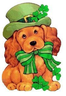 30 Water Slide Nail Decal Stickers St Patrick S Day Puppy Nail Art Decoration St Patricks Day Pictures Saint Patricks Day Art St Patricks Day Cards
