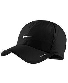 d6ae38ff93f Nike Runner  Featherlight Hat in Black