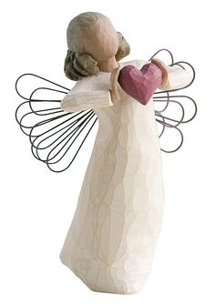 Figur, Willow Tree, »Mit Liebe«