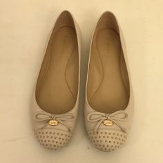 Coach Ribbon Flats Like New! Wore them once. They are like New! Super comfortable and cute! Coach Shoes Flats & Loafers