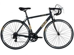 Bicicleta Caloi 10 Aro 700 14 Marchas - Câmbio Shimano Quadro Alumínio