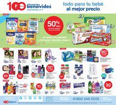 Este fin de semanaaprovecha las siguientes ofertas en Farmacias Benavidesdel 19 al 20 de Febrero: 2×1 en Boost 237 ml. 3×2 en desodorantes Axe, Rexona y