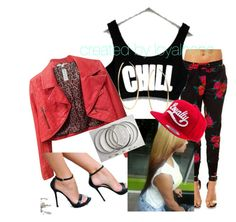 """""""Chiiiillll"""" by loyalnene ❤ liked on Polyvore featuring Michael Kors"""