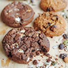 Chocolate cookies - In Love With Health