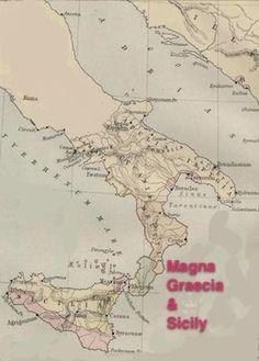 What Is Magna Graecia?