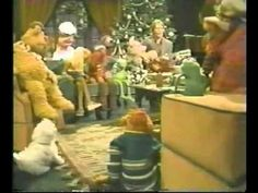 John Denver and the Muppets: Silent Night-Great version with story of how song of Silent Night was written!