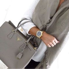 Gorgeous grey bag