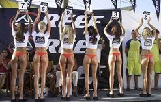 Stupid Blonde Bikini Contest...this is for real! Blond jokes are old but this one is too funny to pass up!