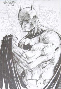 JIM LEE. BATMAN, in GALLERYSPAZIO CORTO MALTESE's Various Artists Comic Art Gallery Room - 1030386