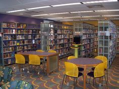 library teen space - Google Search
