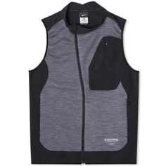 0e9ae160af Nike x Undercover Gyakusou Spacer Mesh Thermo Top (Dark Obsidian   Silver)  Undercover