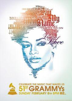 Rihanna 'Music Makes Us' 51st GRAMMY Awards Campaign
