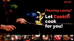 Keep Calm and let Cookifi cook for your Dream House Party by Plattershare on Plattershare