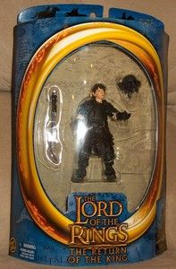 Lord of The Rings Toy Biz FRODO Figure LOTR Return of the King 2003