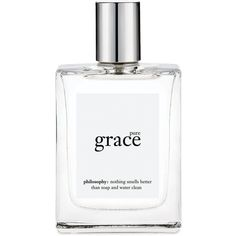 philosophy pure grace spray fragrance 2 oz ($48) ❤ liked on Polyvore featuring beauty products, fragrance, fillers, perfume, beauty, makeup, heart perfume, lily perfume, spray perfume and philosophy perfume