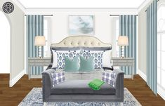 15 Modern Coastal Bedroom Design Ideas You'll Want to Try - futurisme French Master Bedroom, Master Bedroom Layout, Bedroom Layouts, Modern Bedroom, Cheap Furniture, Furniture Design, Cool Teen Bedrooms, Table Lamps For Bedroom, Luxury Furniture Brands