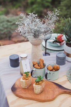 Earthy South African Wedding Inspiration by Because Life Photography