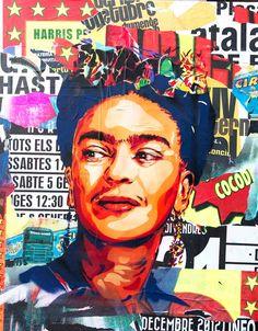 Pionnière du pochoir en Espagne, la street artist espagnole BTOY s'empare depuis plus de quinze ans des murs du monde entier avec de magnifiques portraits d
